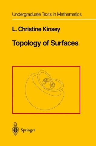 Topology Of Surfaces (Undergraduate Texts In Mathematics)
