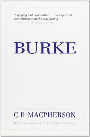 Burke: Reissue (Wynford Project)