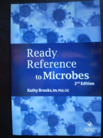 Ready Reference To Microbes