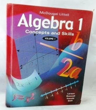 Algebra 1: Concepts And Skills, Teacher'S Edition