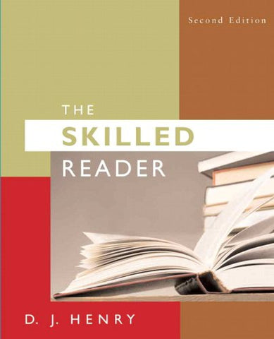 Skilled Reader, The (2Nd Edition)