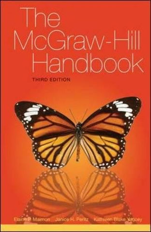 The Mcgraw-Hill Handbook (Hardcover) (Mcgraw-Hill Handbooks)
