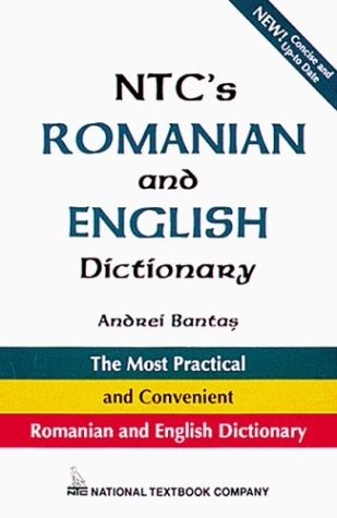 Ntc'S Romanian And English Dictionary