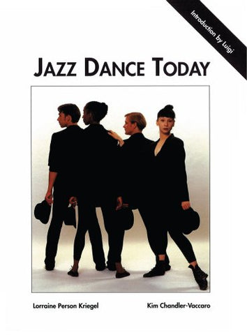 Jazz Dance Today (West'S Physical Activities Series)