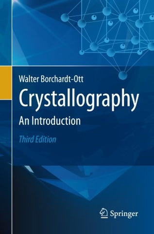 Crystallography: An Introduction