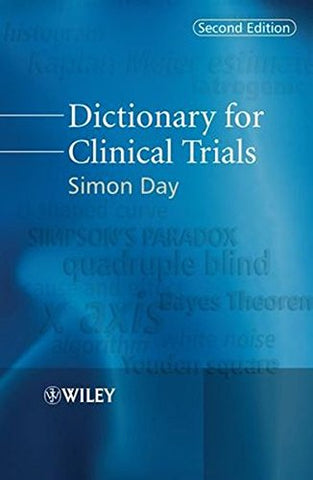 Dictionary For Clinical Trials