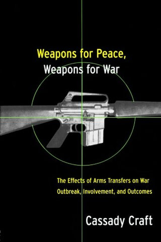 Weapons For Peace, Weapons For War: The Effect Of Arms Transfers On War Outbreak, Involvement And Outcomes