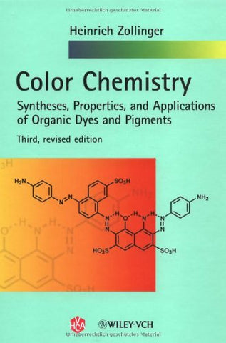 Color Chemistry, 3Rd Edition