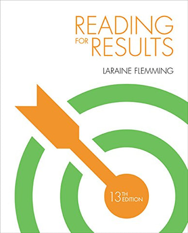 Reading For Results (Mindtap Course List)