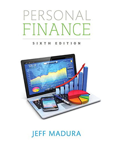 Personal Finance Plus Mylab Finance With Pearson Etext -- Access Card Package (6Th Edition)