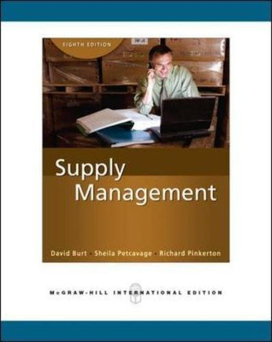 Supply Management (Int'L Ed)