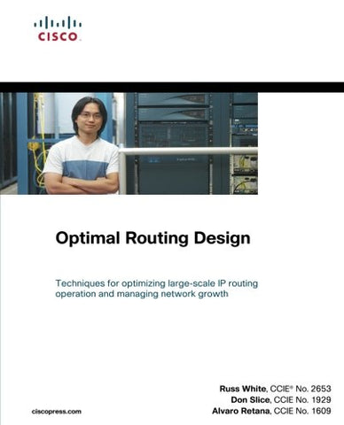 Optimal Routing Design (Paperback) (Networking Technology)