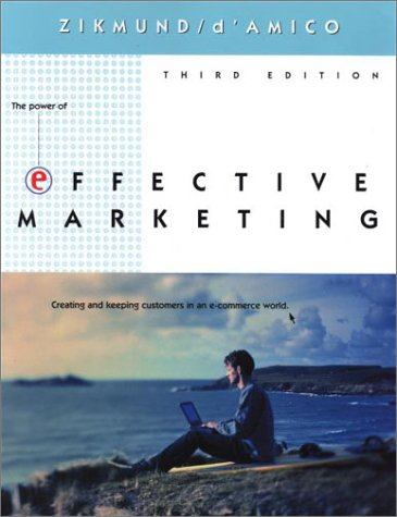 Effective Marketing With Infotrac College Edition