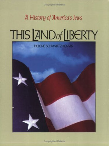 This Land Of Liberty: A History Of America'S Jews