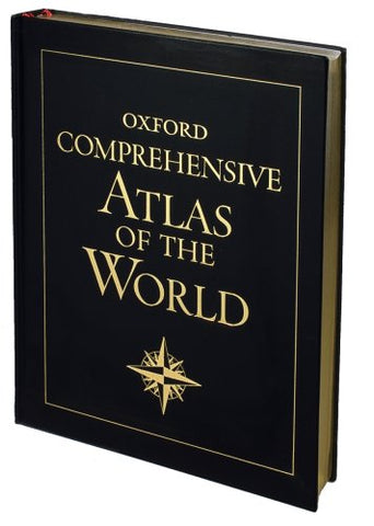 Comprehensive Atlas Of The World
