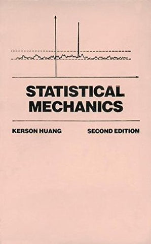 Statistical Mechanics, 2Nd Edition