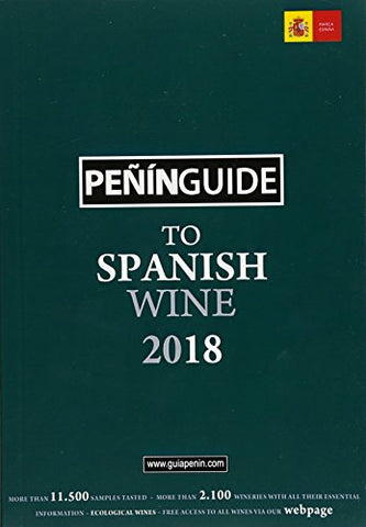 Pen Guide To Spanish Wine 2018