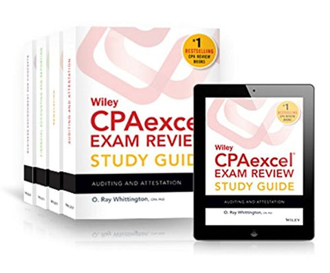 Wiley Cpaexcel Exam Review 2015 Study Guide July: Set