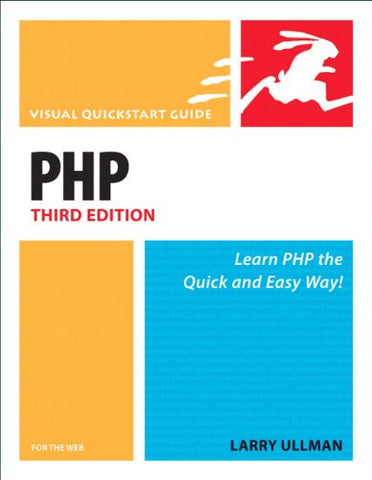 Php For The World Wide Web, Third Edition