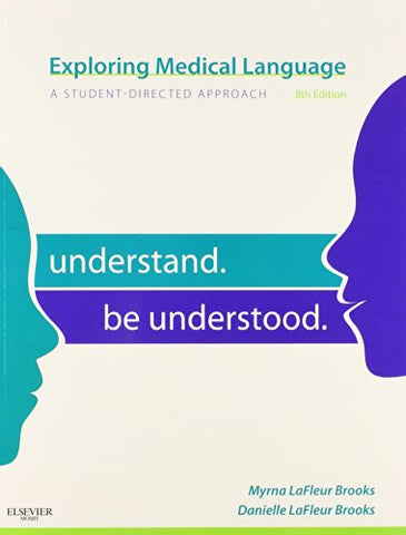 Exploring Medical Language 8Th Ed. With Medical Terminology Online For Exploring Medical Language (User Guide, Access Code And Textbook Package)