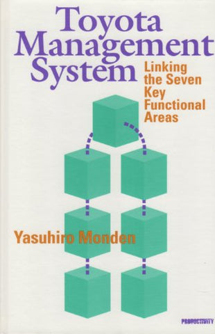 The Toyota Management System: Linking The Seven Key Functional Areas