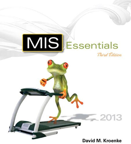 Mis Essentials (3Rd Edition)