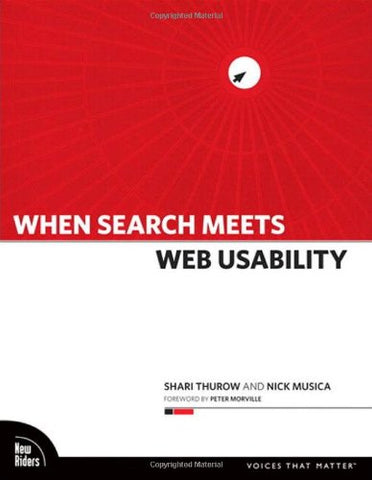 When Search Meets Web Usability