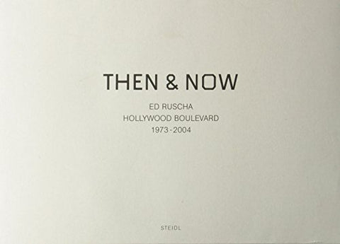 Ed Ruscha: Then & Now, Hollywood Boulevard 1973-2004