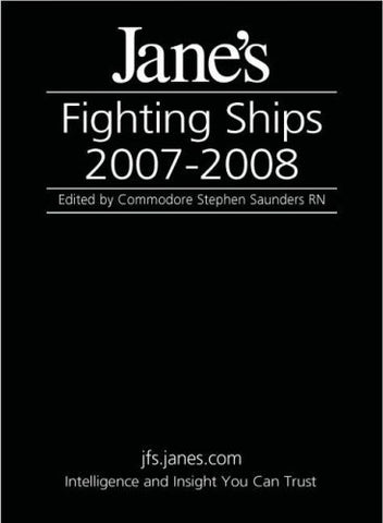 Jane'S Fighting Ships 2007-2008