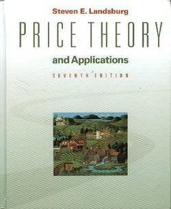 Price Theory And Applications (Book Only)