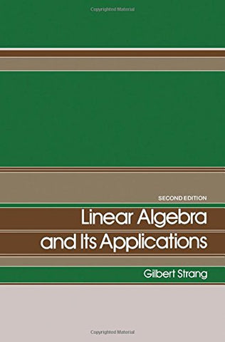 Linear Agebra And Its Applications