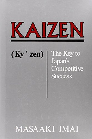Kaizen: The Key To Japan'S Competitive Success