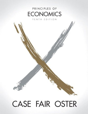 Principles Of Economics (10Th Edition)