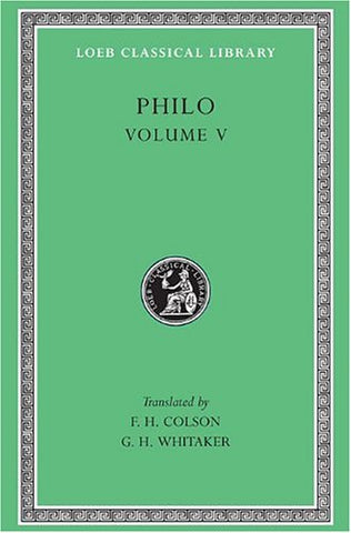 Philo: On Flight And Finding. On The Change Of Names. On Dreams. (Loeb Classical Library No. 275)