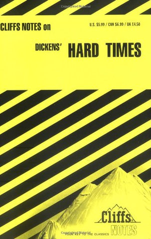 Dickens' Hard Times (Cliffs Notes)