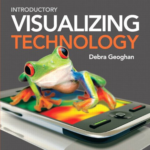 Visualizing Technology, Introductory With Cd