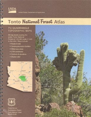 Tonto National Forest Atlas