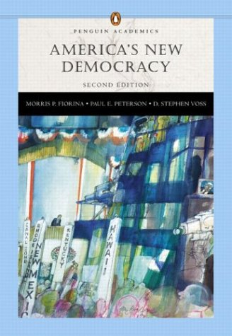 America'S New Democracy (Penguin Academics Series) With Lp.Com Version 2.0 (2Nd Edition)