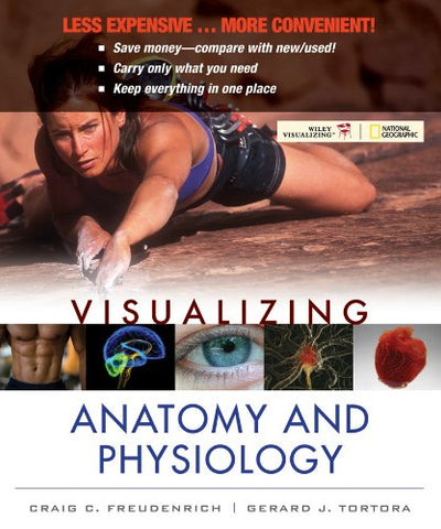Visualizing Anatomy And Physiology, Binder Ready Version