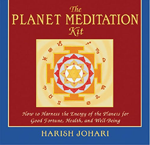 The Planet Meditation Kit: How To Harness The Energy Of The Planets For Good Fortune, Health, And Well-Being