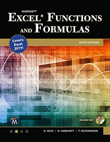 Microsoft Excel Functions And Formulas