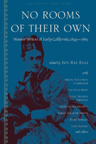 No Rooms Of Their Own: Women Writers Of Early California