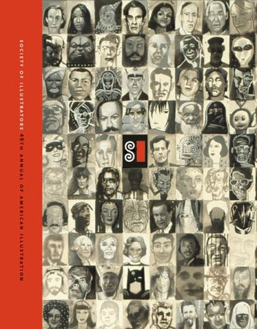 Society Of Illustrators 46: The 46Th Annual Of American Illustration  (V. 46)