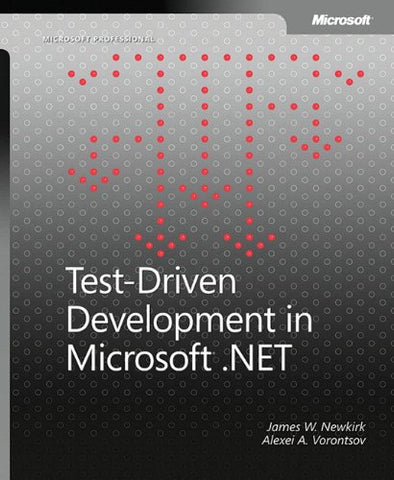 Test-Driven Development In Microsoft  .Net (Developer Reference)
