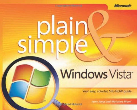 Windows Vista(Tm) Plain & Simple