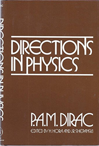 Directions In Physics: Lectures Delivered During A Visit To Australia And New Zealand August/September 1975