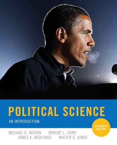Political Science: An Introduction (11Th Edition)
