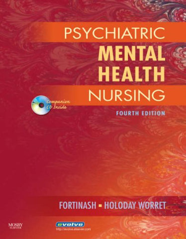 Psychiatric Mental Health Nursing, 4Th Edition (Fortinash)