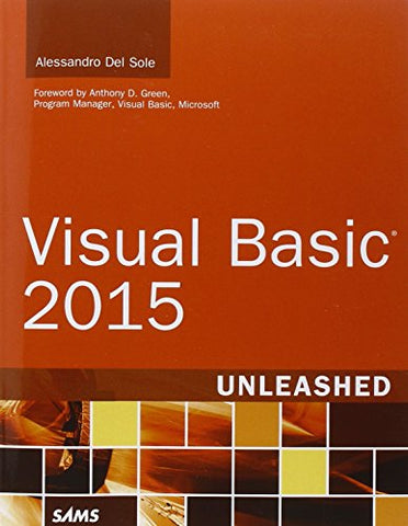Visual Basic 2015 Unleashed