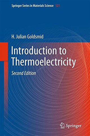 Introduction To Thermoelectricity (Springer Series In Materials Science)